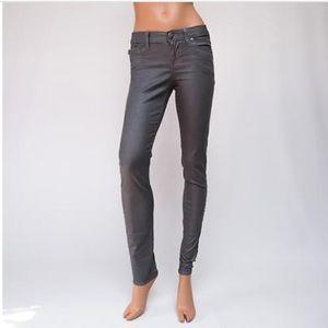 NWOT - Rock & Republic gray slate Berlin skinny